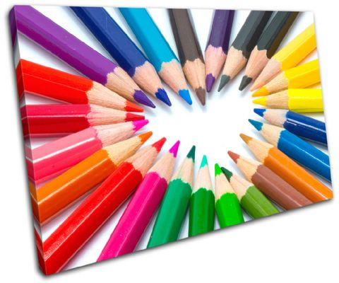 Coloured Pencils For Kids Room - 13-1145(00B)-SG32-LO
